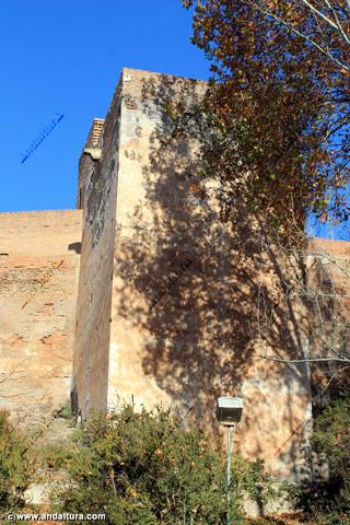 Torre Juan de Arce desde Paseo Generalife