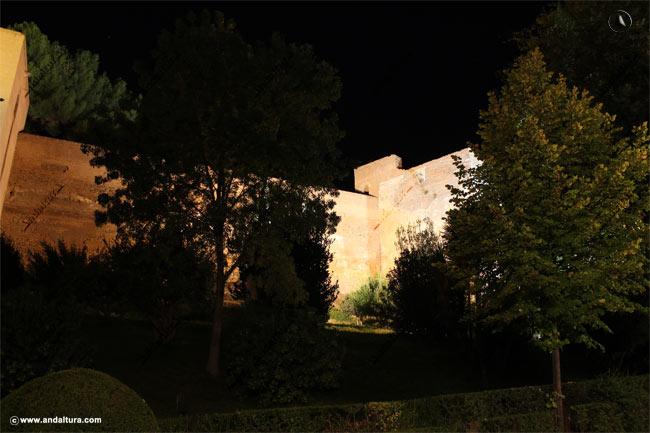 Muralla y Torre Juan de Arce