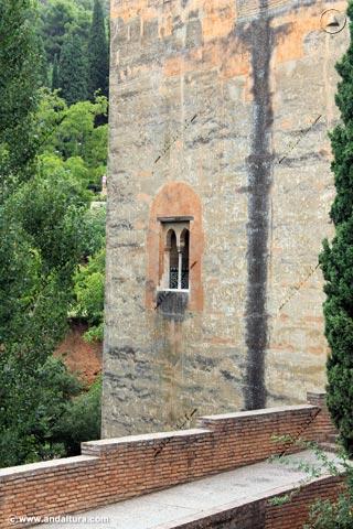 Ventana Torre de la Cautiva