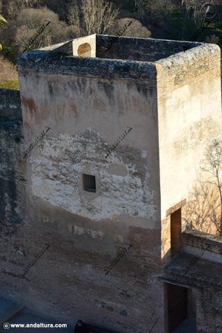 Atardecer en la Torre de la Sultana