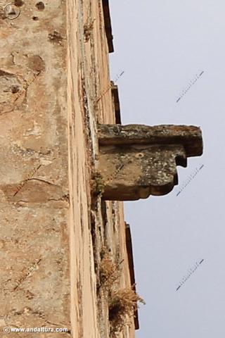 Detalle Torre de la Vela