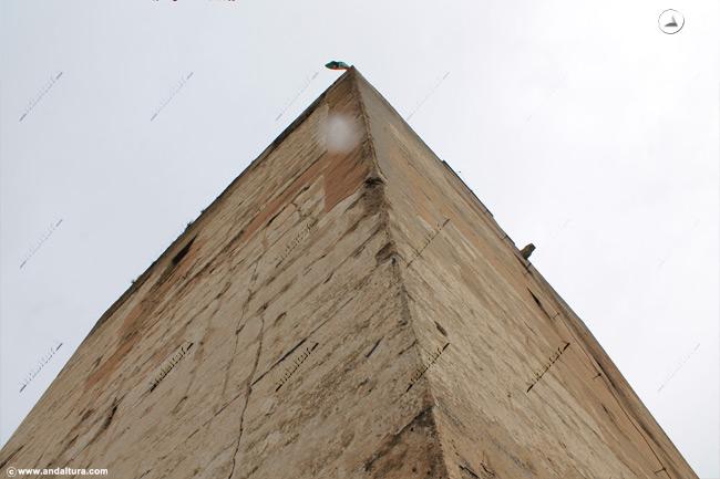 Esquina de la Torre de la Vela