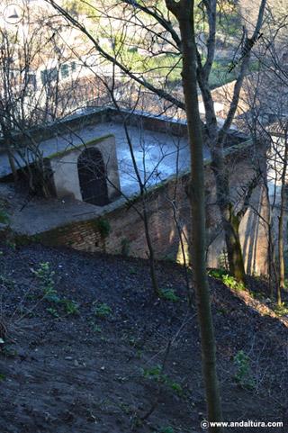 Torre en el Bosque de la Sabika