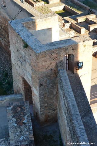 Torre de la puerta de Acceso a la terraza de la Torre de las Armas