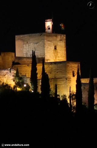 Torre de las Armas y Torre de la Vela