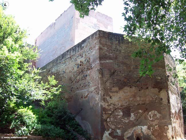 Torre de las Cabezas y baluarte