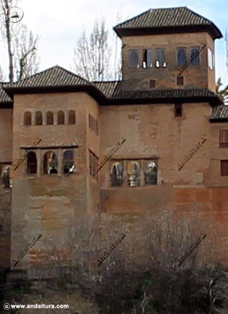 Torre de las Damas y el Observatorio