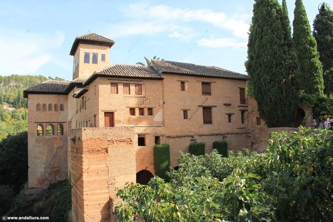 Casas Moriscas y Palacios Nazaries