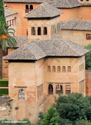torre-de-las-damas-y-palacio-partal