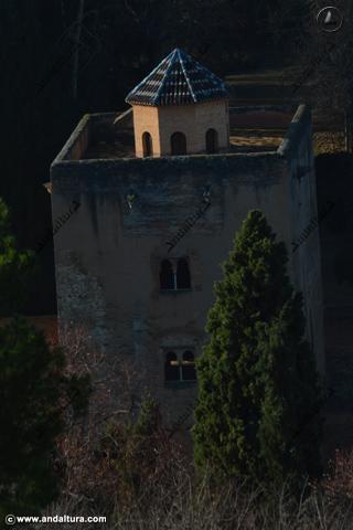 Amaneciendo en la Torre de las Infantas