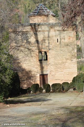Torre de las Infantas desde la Medina