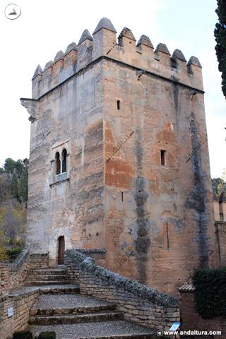 Torre de los Picos desde el Partal