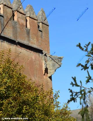 Torre de los Picos y Ménsulas