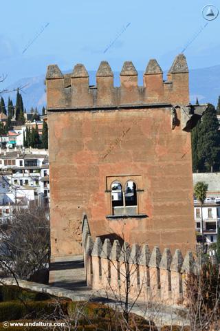 Muralla y Adarve en la Torre de los Picos