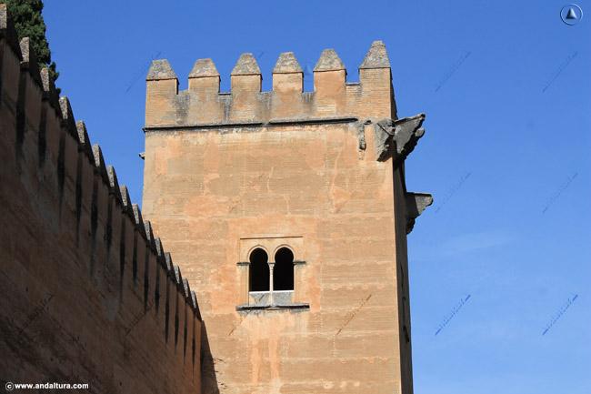 Terraza de la Torre de los Picos