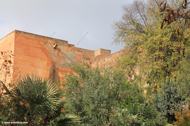 Terraza de la Torre de los Siete Suelos