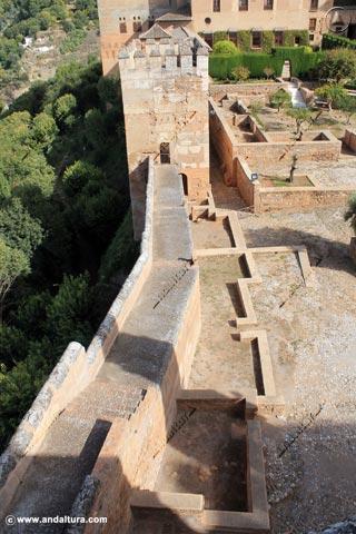Muralla y Torre de Muhammad