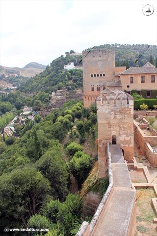 Torres de Muhammad y de Comares