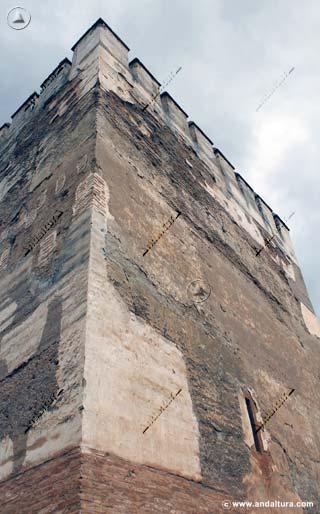 Estado y reconstrucciones en la Torre de Muhammad