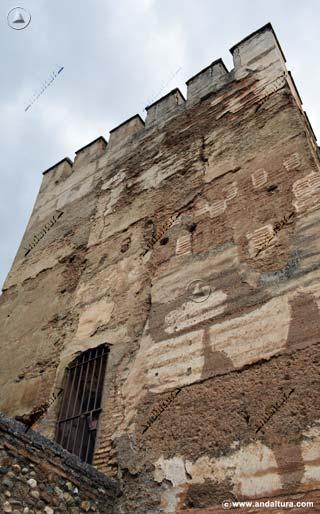 Oeste de la Torre de Muhammad