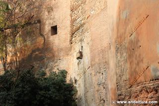 Muralla de la Torre del Agua