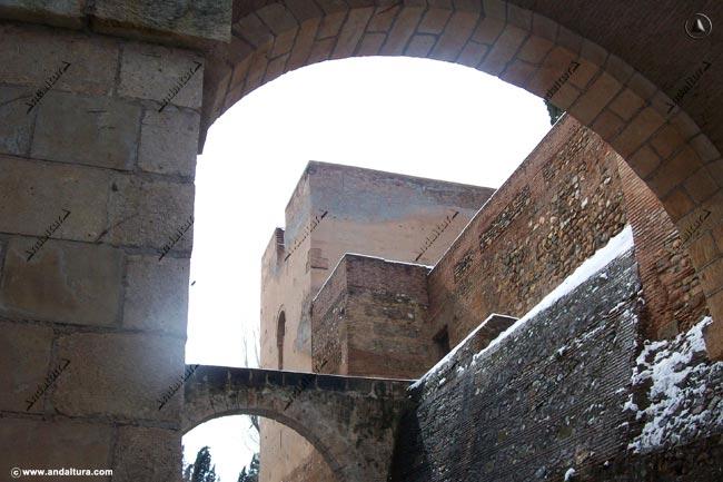 Torre del Agua, Acueducto y Puente Nuevo desde la Cuesta de los Chinos