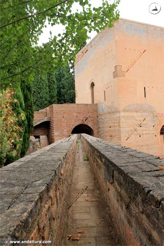 Acequia Real y Torre del Agua