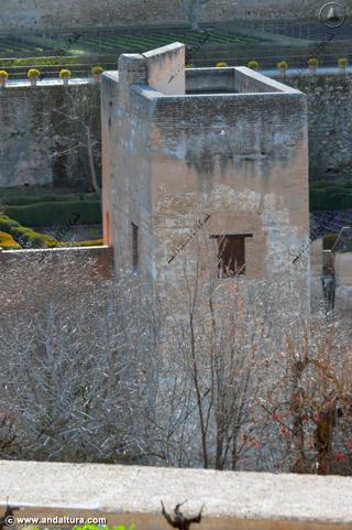 Torre del Cadí desde el Generalife