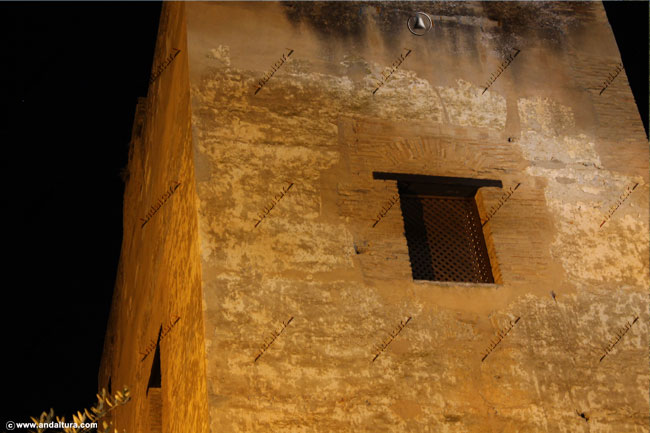 Detalle Ventana Torre del Cadí