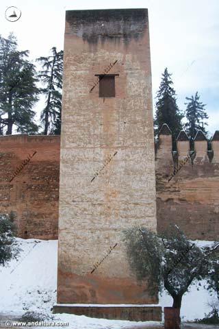 Torre del Cadí nevado