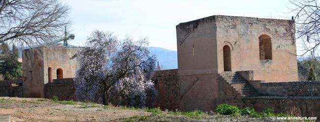 Torre de la Bruja y del Capitán