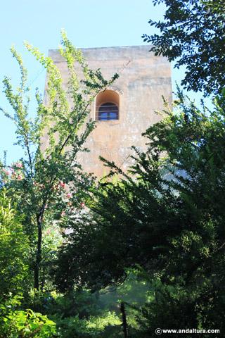 Bosque y Torre del Capitán