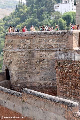 Terraza de la Torre del Cubo