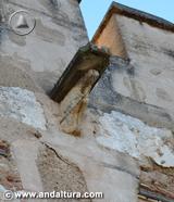 Detalle Torre del Homenaje