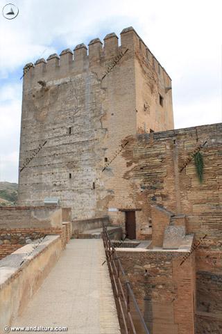 Torre del Homenaje y adarve