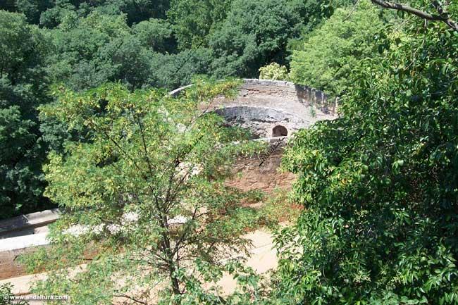 Baluarte de la Torre de la Justicia o de la Puerta Principal de la Alhambra