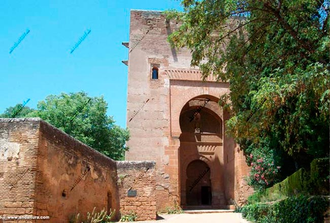 Torre y Puerta de la Justicia