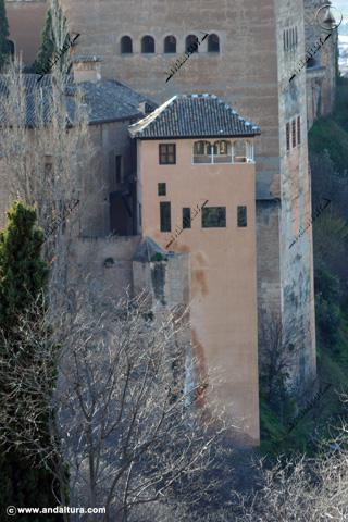 Torre del Peinador de la Reina