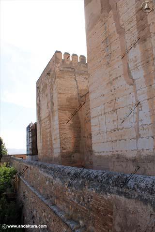 Foso Torre Quebrada y del Adarguero