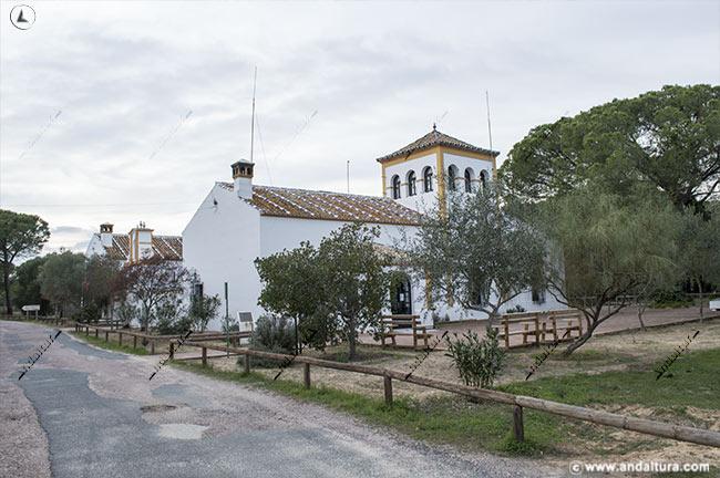 Centro de Visitantes La Rocina