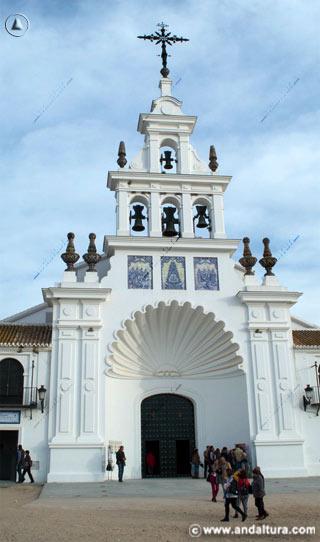 Santuario de la Virgen del Rocío