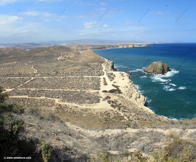 Isla Negra y Ensenada de Terreros