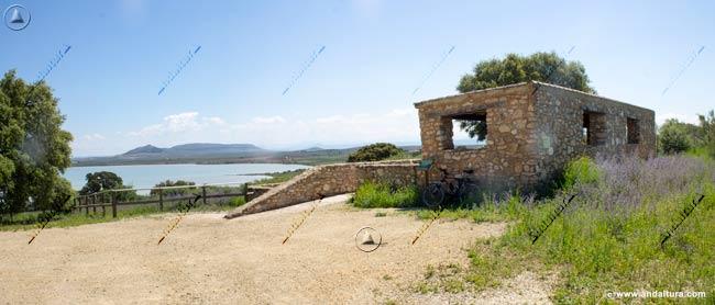 Mirador Las Latas - Laguna de Fuente de Piedra -