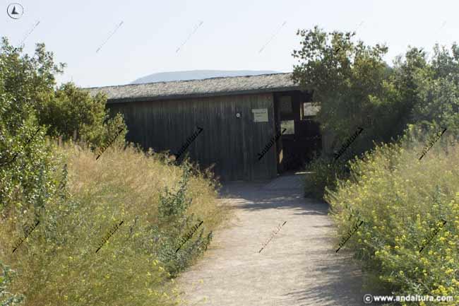 Observatorio El Laguneto - Fuente de Piedra -