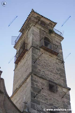 Torre de la Iglesia de la Inmaculada Concepción