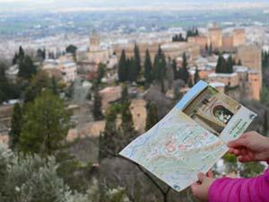 Callejeros, Planos y Guías Turísticas de Andalucía