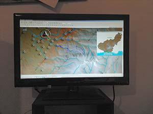 Mapas Calibrados de Andalucía, usa Andaltura