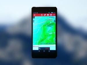 Mapas Calibrados de las Rutas de Andaltura para la app Oruxmaps
