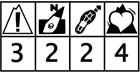 Ejemplo de catalogación mide de un itinerario