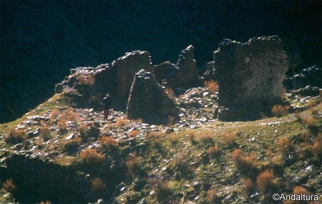 Senderismo por la Vereda de la Estrella, Valle del Genil (Güéjar-Sierra)